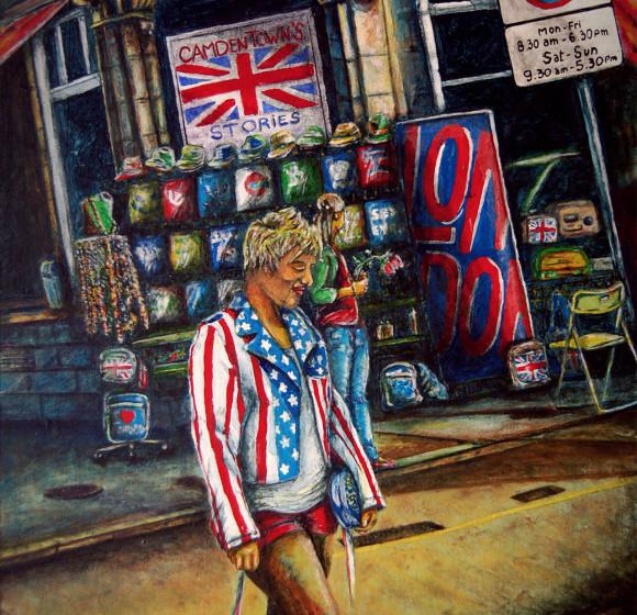 """""""Camden Town's streets"""" – Collectión"""