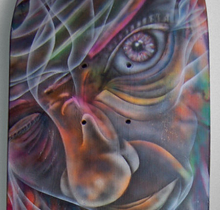 Skate Art III – (Connected….)