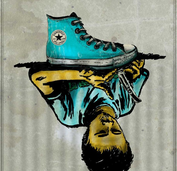 """Converse"" Slave from fashion"