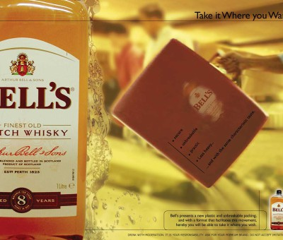 Diageo Canarias (Johnnie Walker, Gordon`s, Bell`s, Bailey`s, Smirnoff )