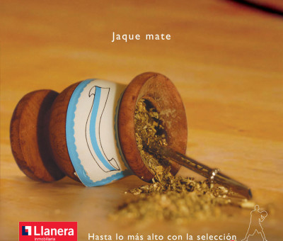 "Llanera ""Jaque mate"""